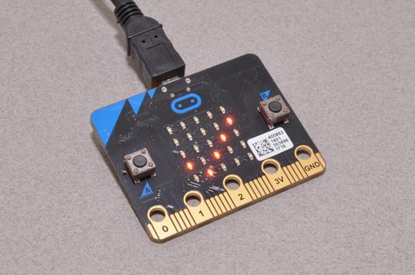 Migliori alternative a Raspberry Pi: BBC Micro Bit
