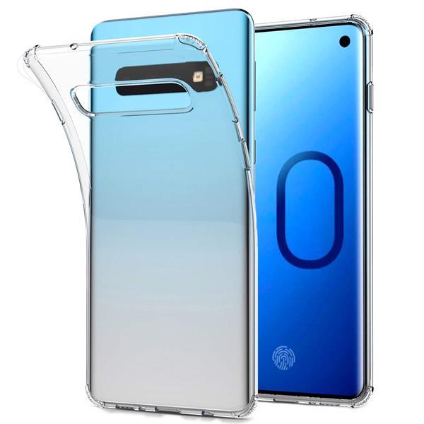 Migliori cover Samsung Galaxy S10: Custodia Ainoya in cristallo anti scivolo