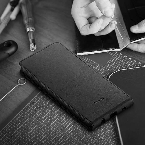Migliori cover Samsung Galaxy S10E: Custodia EasyAcc con apertura verticale