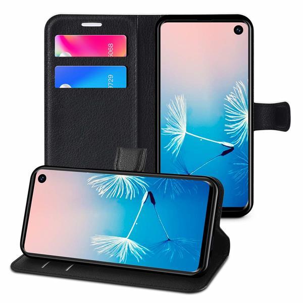 Migliori cover Samsung Galaxy S10E: Custodia HWeggo a portafoglio