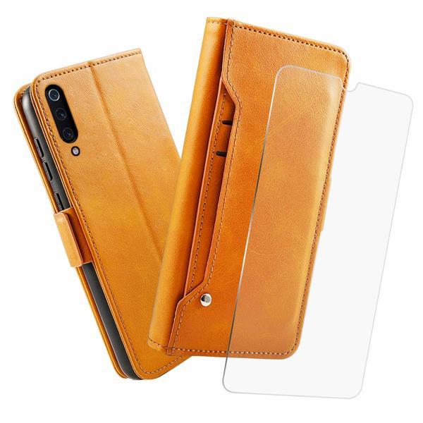 Migliori cover Xiaomi Mi 9 SE: Custodia Happen a libro