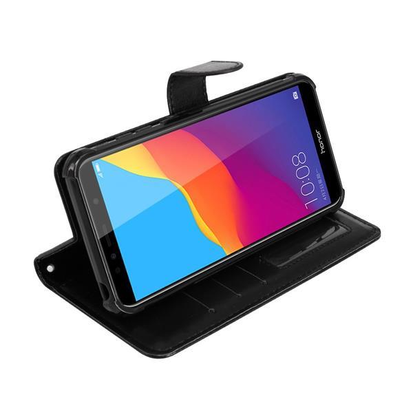 Migliori cover Huawei Honor 7A: Custodia LK In pelle PU