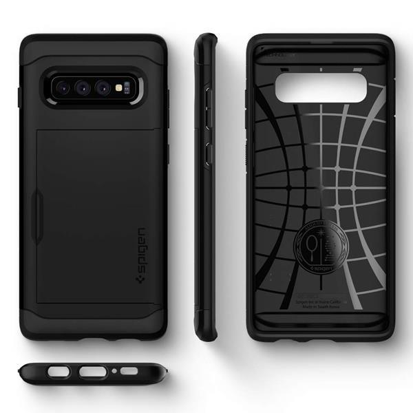 Migliori cover Samsung Galaxy S10 Plus: Custodia Spigen a portafoglio