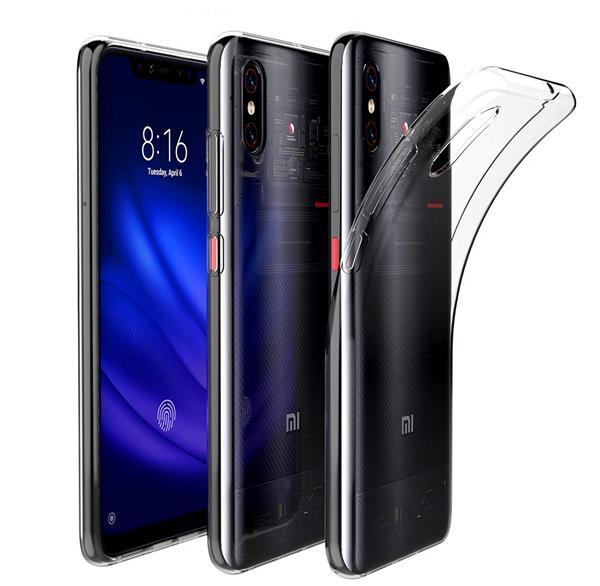 Migliori cover Xiaomi Mi 9: Custodia TesRank in silicone trasparente