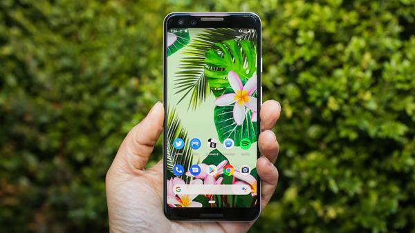 Migliori smartphone business: Google Pixel 3