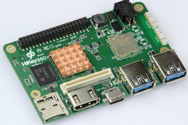 Migliori alternative a Raspberry Pi: Huawei HiKey 960