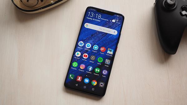 Migliori smartphone business: Huawei Mate 20 Pro