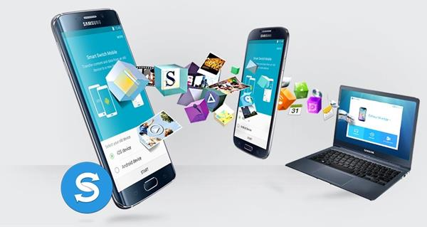 Backup Samsung Galaxy S10: Smart Switch