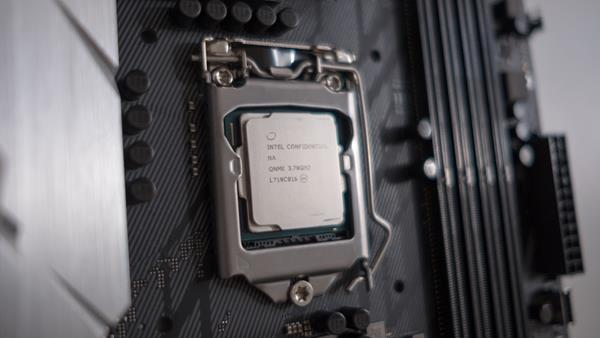 Migliori CPU da gaming: Intel Core i7-8700K