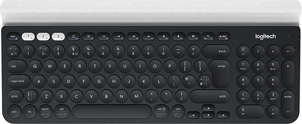 Migliori tastiere wireless: Logitech K780