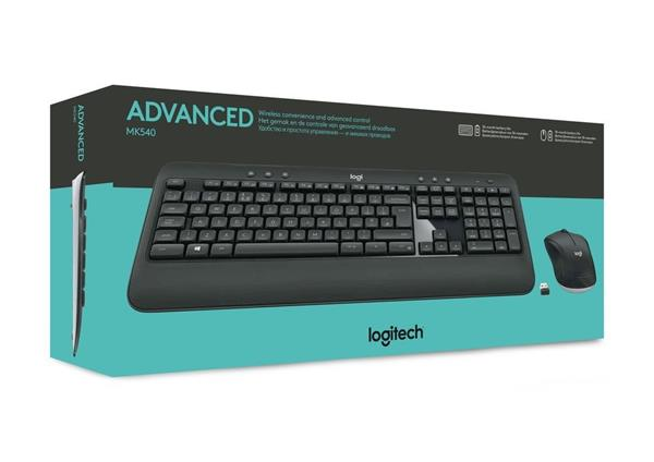 Migliori tastiere wireless: Logitech MK540