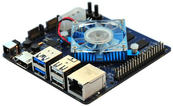 Migliori alternative a Raspberry Pi: ODroid XU4