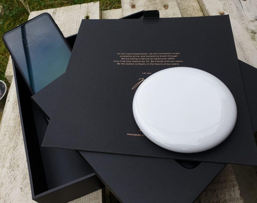Recensione Xiaomi Mi Mix 3 Global - confezione