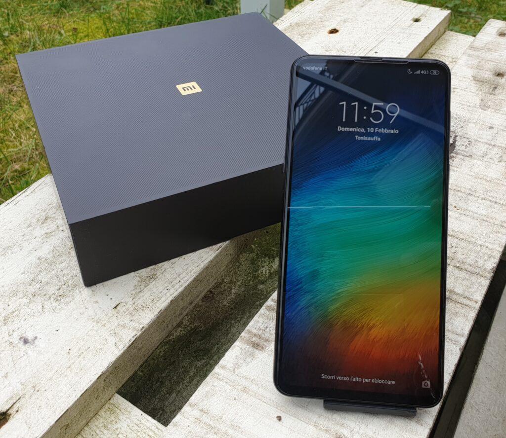 Recensione Xiaomi Mi Mix 3 Global - schermo borderless