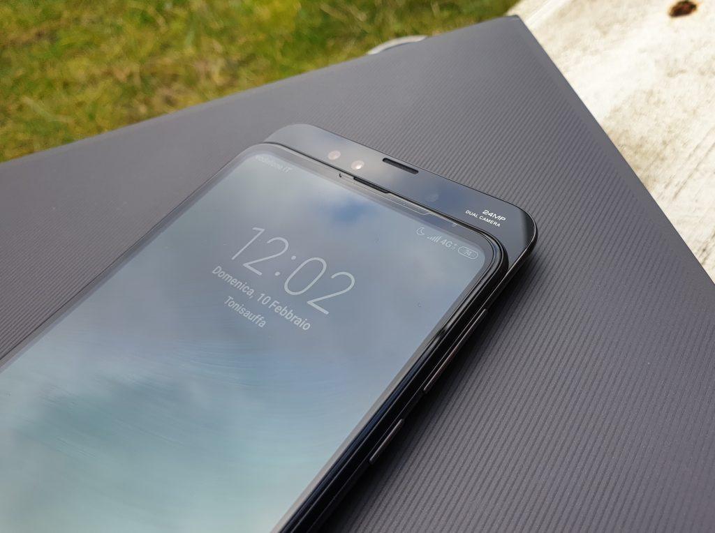 Recensione Xiaomi Mi Mix 3 Global - slider
