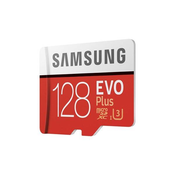 Migliori schede microSD Galaxy S10: Samsung EVO Plus 128GB