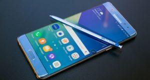 Il celebre Samsung Galaxy Note 7
