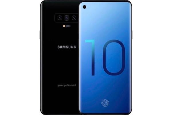 Procedura backup Samsung Galaxy S10