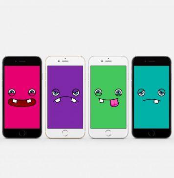Smartphone e le espressioni