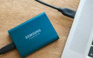 Un SSD esterno