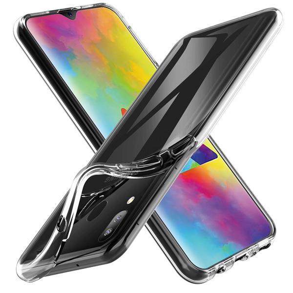 Migliori cover Samsung Galaxy M20: Custodia Vguard in silicone molle