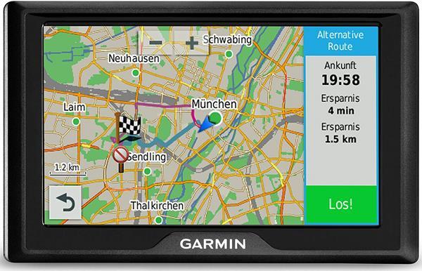 Migliori navigatori GPS: Garmin Drive 40 CE LMT