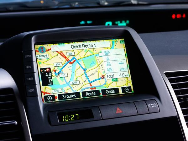 Navigatori GPS per auto