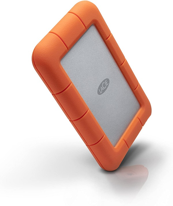LaCie LAC9000298 Rugged Mini Hard Disk Esterno
