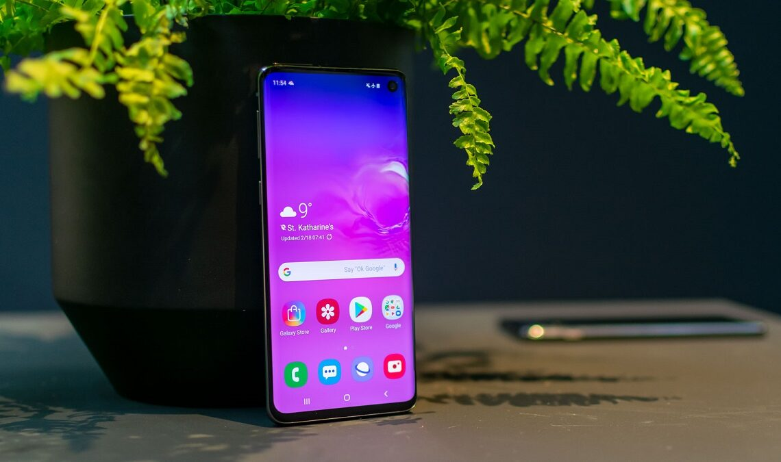 Recensione Samsung Galaxy S10