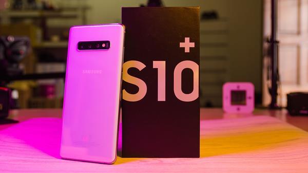 Recensione Samsung Galaxy S10+: Batteria