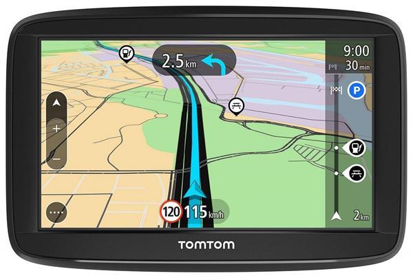 Migliori navigatori GPS: TomTom Start 52