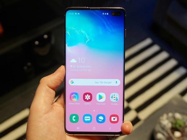 Sfondi Samsung Galaxy S10