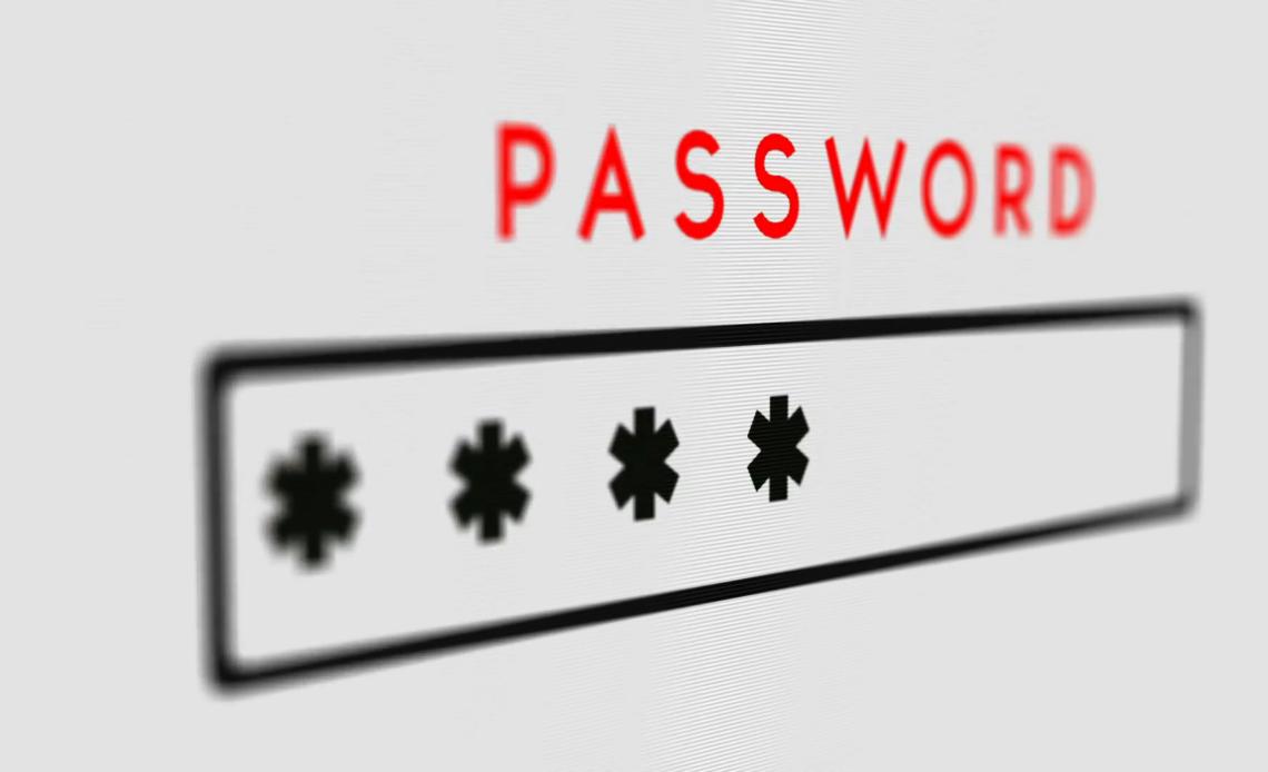 """La dicitura """"Password"""""""