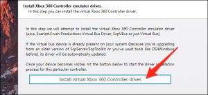 Installare controller Xbox 360 virtuale con ScpToolkit