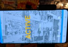 trasformare smartphone android videocamera haven