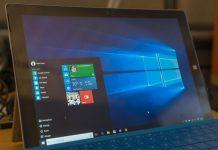 Un PC con Windows 10