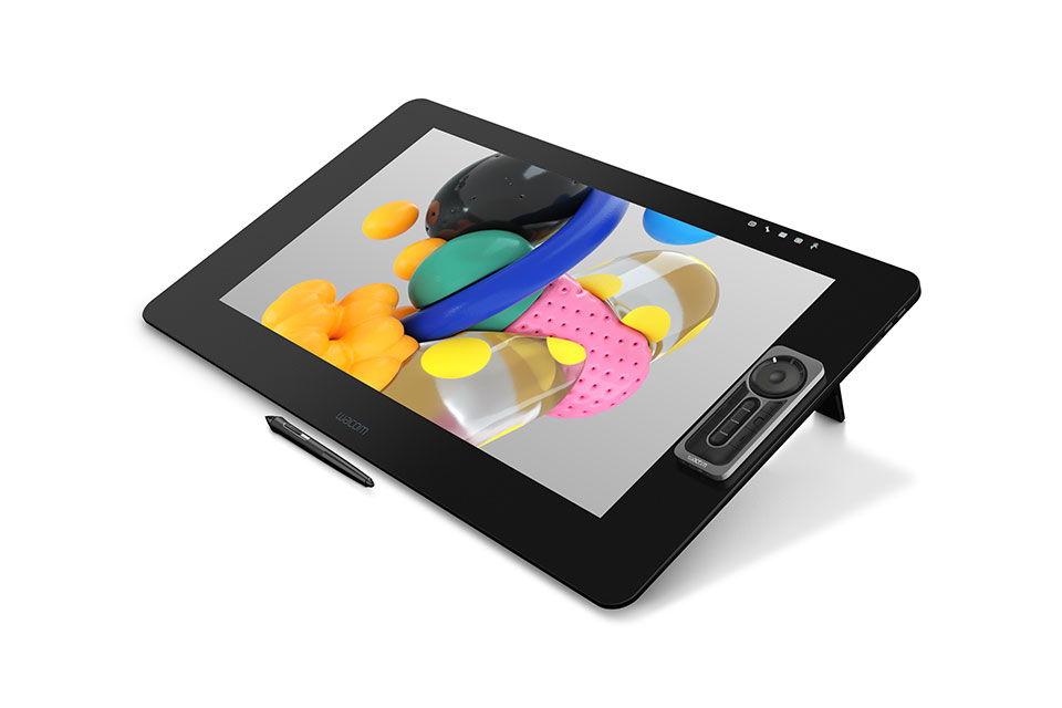 Wacom DTH-3220-EU Cintiq Pro 32 PenTouch, Display Creativo Touchscreen 4K