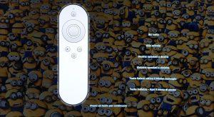 xiaomi mi box s gaming con telecomando
