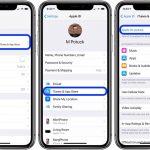 ID Apple: impostazioni