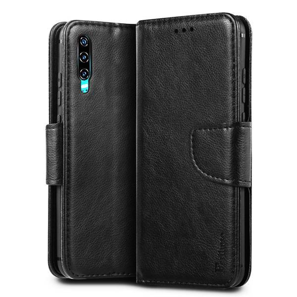 Migliori cover Huawei P30: Custodia Ferilinso a portafoglio