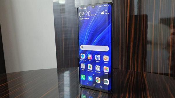 Recensione Huawei P30 Pro: Software