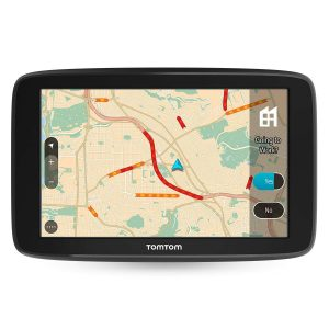 TomTom Go Essential mappe