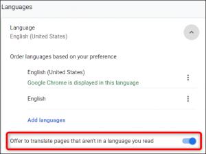 chrome: lingue 2