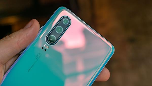 Recensione Huawei P30: Fotocamera