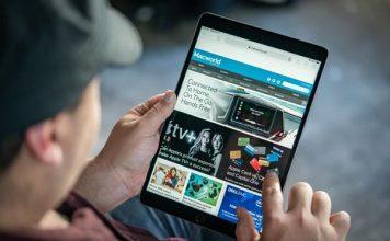 Recensione iPad Air 2019: Display