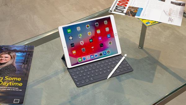 Recensione iPad Air 2019: Smart Keyboard