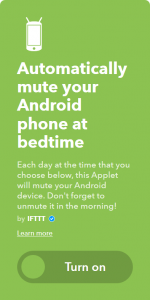 il silenziamento automatico del tuo smartphone android a una certa ora rappresenta senza dubbi la miglior applet del 2019