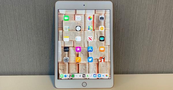 Recensione iPad mini 2019