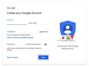 informazioni gmail
