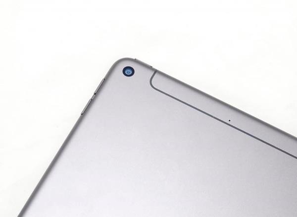 Recensione iPad mini 2019: Fotocamera